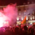 Fans Gather in Nantes to Pay Tribute to Emiliano Sala After Plane Goes Missing Over Channel Islands