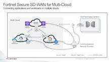 Fortinet Unveils Cloud-to-Cloud SD-WAN Solution to Simplify and Enhance Multi-Cloud Applications