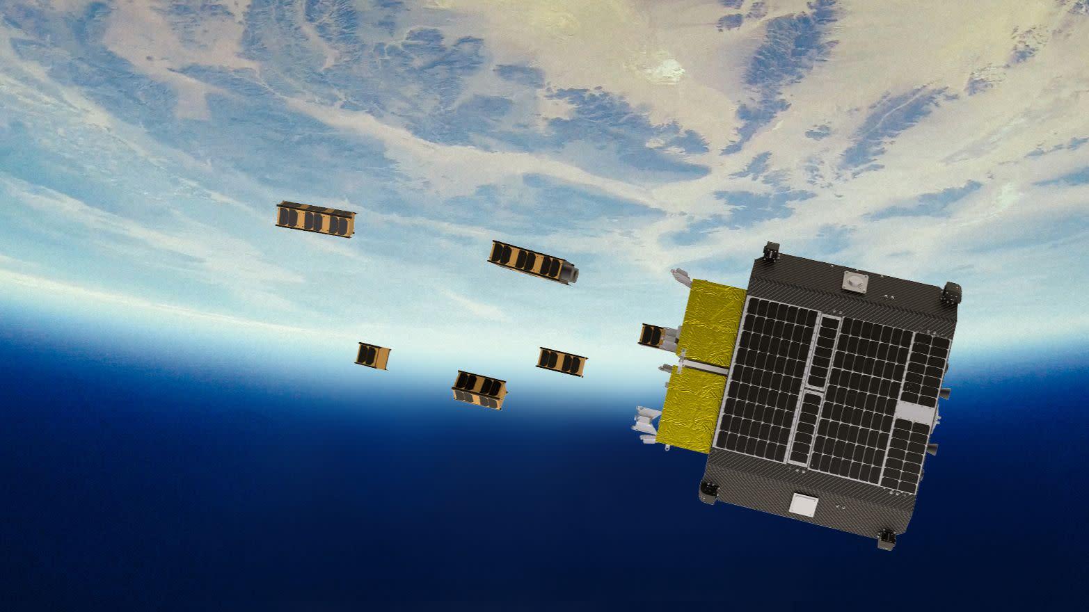 UK Space Agency funds tech for orbital awareness