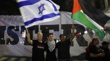 Arab Israelis rally against Jewish nation-state law