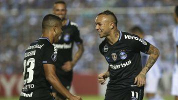 Grêmio bate o Tucumán na Argentina e se aproxima de classificação para semi da Libertadores