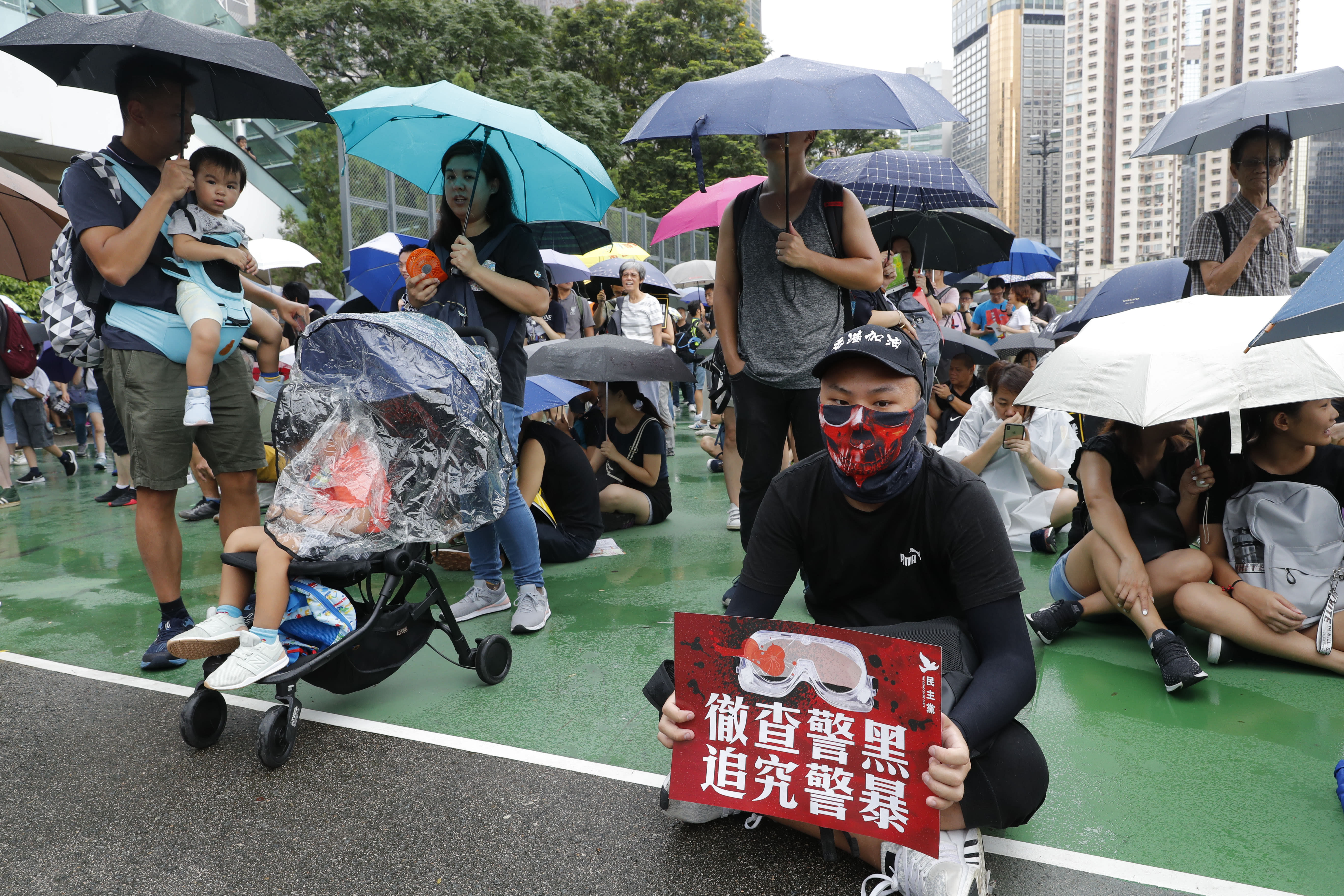 Hong Kong Protests Spill Over Into Opposing Boston Rallies
