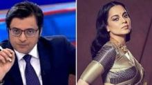 Privilege Motion Against Arnab Goswami & Kangana  in Maha Assembly