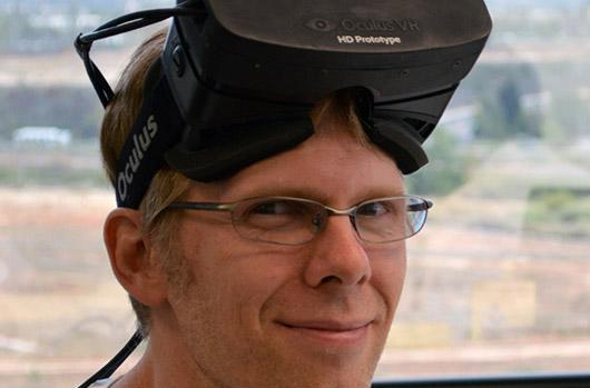 Carmack on id departure: 'VR has the possibility to be something really huge'