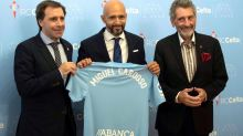 New Celta boss mixes up name with rival
