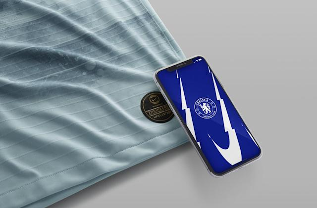 Nike releases its first NFC-enabled soccer kit for Chelsea FC