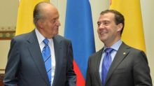 前西班牙王涉貪 決出國暫避風頭