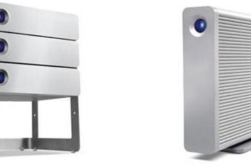 LaCie adds to NAS catalog with Big Disk, d2 Network