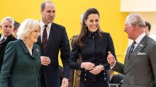 'The new Fab Four?': Fans go wild for royal snaps