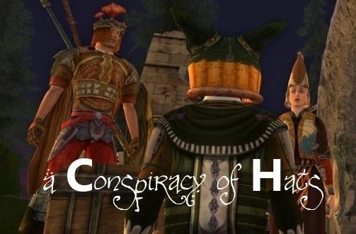 The Road to Mordor: A conspiracy of hats