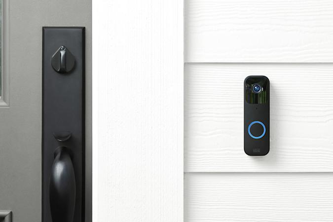Amazon Blink video doorbell