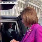 Pelosi calls McCarthy a 'moron' in clash over Capitol mask mandate