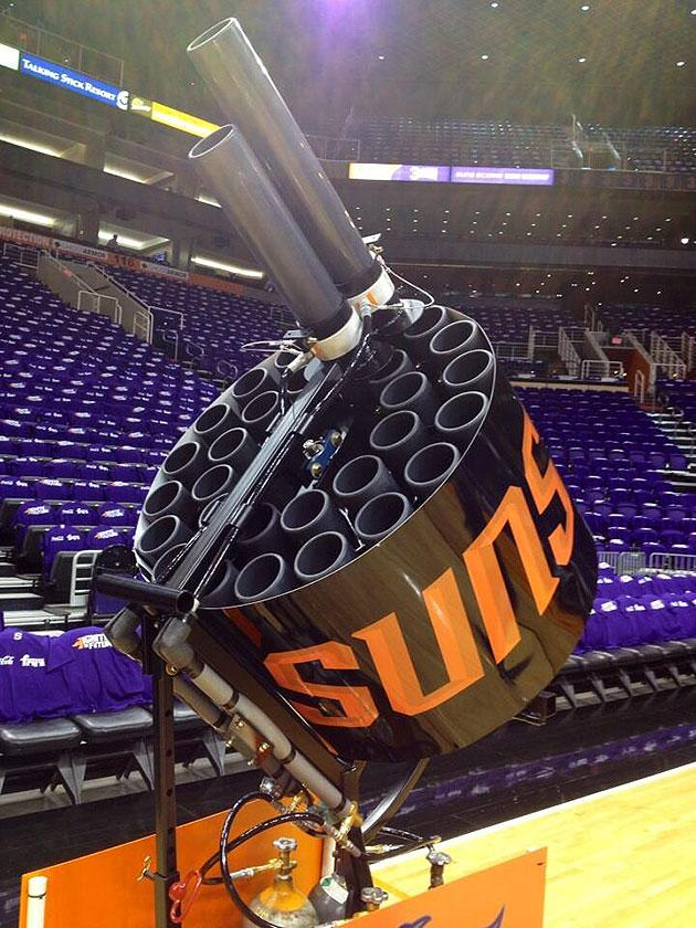 5 facts about the Phoenix Suns' massive new 'Gorilla Gatling