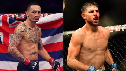 Holloway-Rodriguez fight at UFC on ESPN 26 ppd.