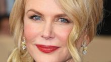 Nicole Kidman Bravely Captures Massive Tarantula as Her Horrified Children Look On: 'Get Back, Mom!'