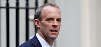 Brexit: Raab calls on EU to accept fisheries terms