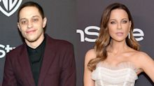 Are Kate Beckinsale and Pete Davidson an item? The pair got close at Globes party.