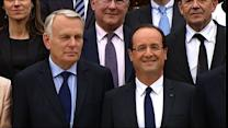France's Hollande facing a tough 2013