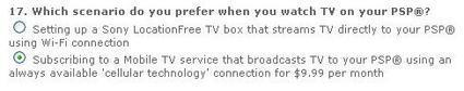 New survey reveals exciting TV possibilities