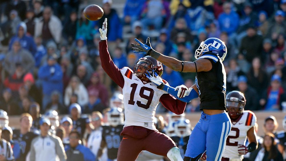 NFL Draft rumors: Patriots, Browns have eyes on Virginia Tech DB