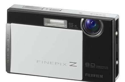 FujiFilm's pair of 8 megapixelers: the Z100fd and S8000fd with 18x zoom