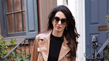 Amal Clooney Proves She's the Most Stylish Professor at Columbia: See Her Latest Looks