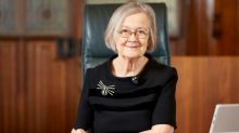 Lady Hale on her Brexit brooch: 'You can do a lot with a spider'
