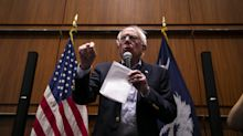 Bernie Sanders Proposes Taxing Wall Street to Pay Student Debts