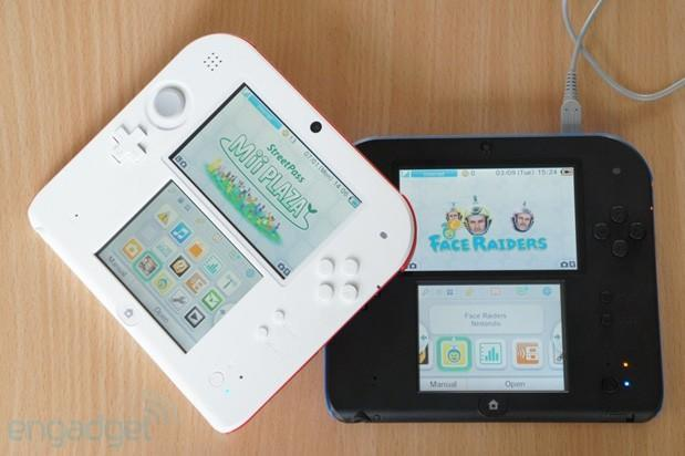 PSA: Nintendo 2DS now available to budget-minded gamers
