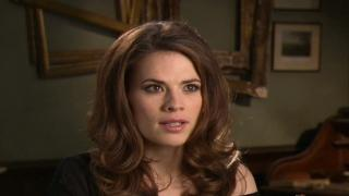 Captain America: The First Avenger (Hayley Atwell On What Drew Her To The Character Peggy)