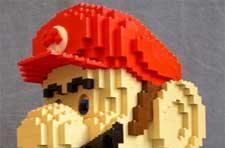 Today's hottest game video: SMB3 in Lego