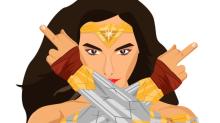 Illustrator zeichnet behaarte Wonder Woman und die Leute sind sauer