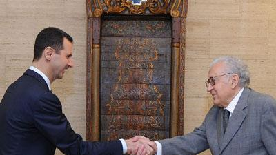 Envoy: Syrian government, rebels agree to truce