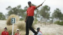 Tiger Woods' return a success, even if victory's a long way off