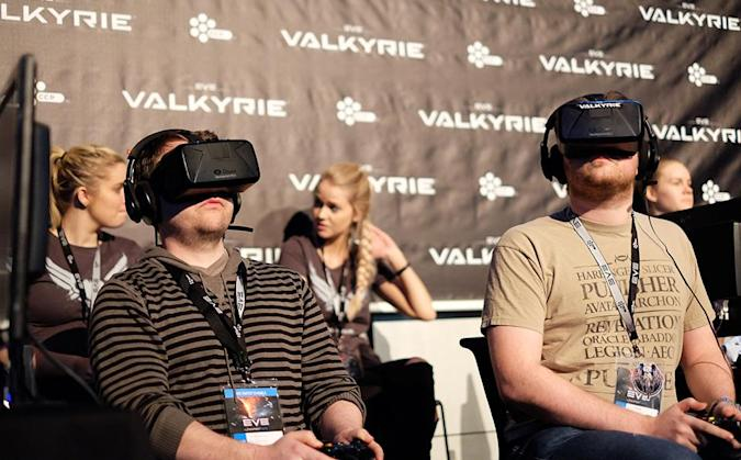 The maker of 'Eve' is betting big on VR and it might pay off