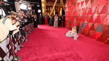 Must-See: Die legendärsten Fotos der Oscar-Nacht 2018