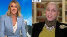 Today's Leila McKinnon lays into royal expert after Meghan tirade