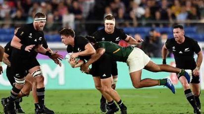 Mondiali di Rugby, gli All Blacks trionfano sul Sudafrica