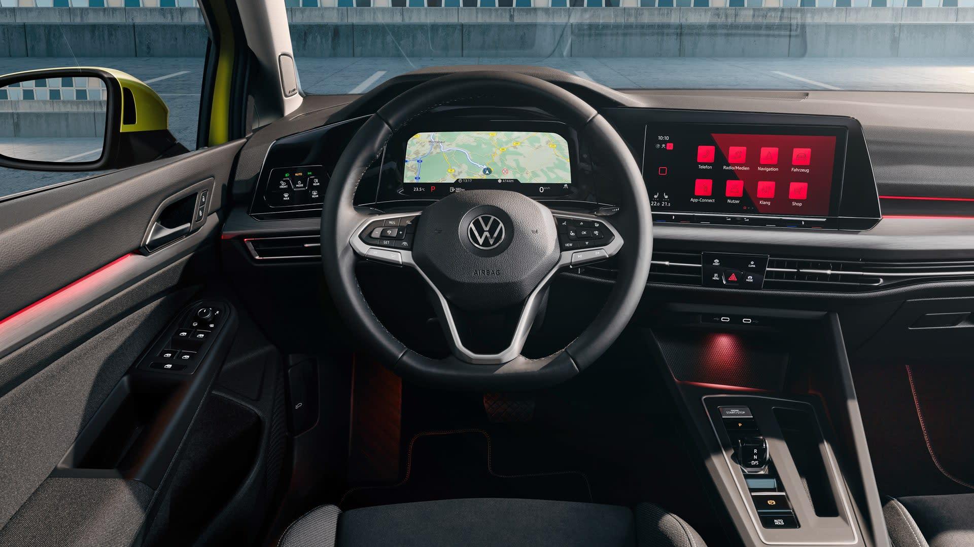 Volkswagen Golf unveil