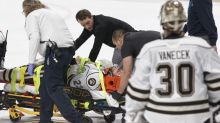 AHL enforcer Kale Kessy KO'd during fight, smashes head on ice