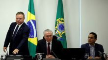 Brazil president seeks to calm fears over meat sales, exports