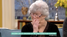88-year-old 'This Morning' guest in tears over 'ageist' NHS firing