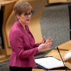 Scottish leader says PM Johnson fears democracy over independence issue