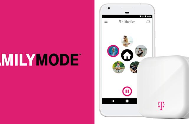 T-Mobile's FamilyMode offers parental control for your home WiFi