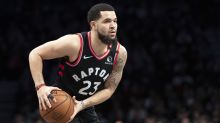 VanVleet says he's excited about Raptors' time in Tampa
