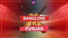 RCB vs KXIP Live Score Updates Dream11 IPL 2020: Catch Live Scorecard and Commentary of Royal Challengers Bangalore vs Kings XI Punjab