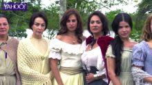 """Faz quinze anos que estreou a minissérie """"A Casa das Sete Mulheres"""""""