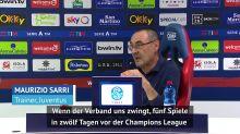 Juve-Coach droht Verband