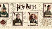Harry Potter celebrated on stamps