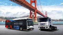 BYD Buses, Trucks Eligible for $165 Million in HVIP Money